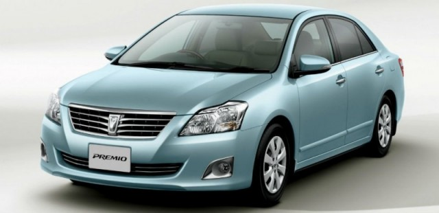 Toyota Premio XL Package 1.8 2018