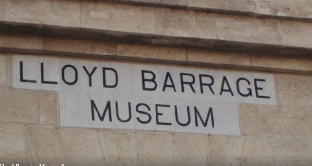 Lloyd Barrage Museum