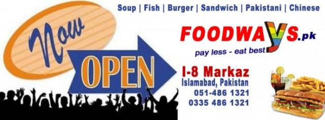 Foodways.pk