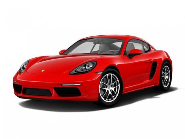 Porsche Cayman S 2021 (Automatic)