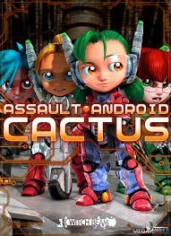 Assault Android Cactus For Ps4