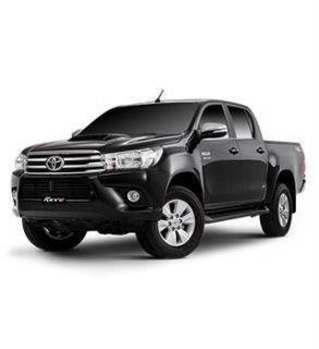 Toyota Hilux Revo G A/T 2018