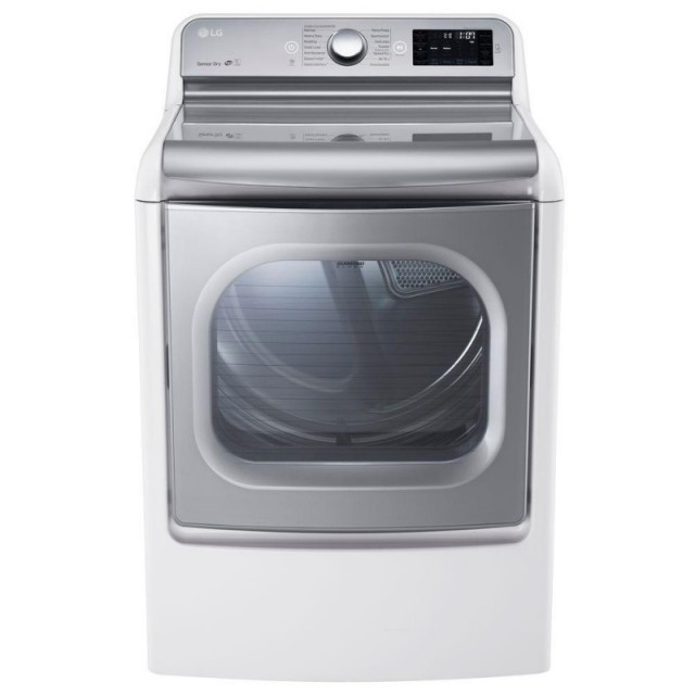 LG DLEX7700WE Washing Machine