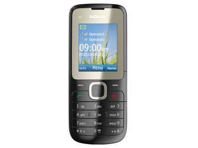 Nokia C2-00 (2017)