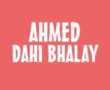 Ahmed Dahi Bhalay