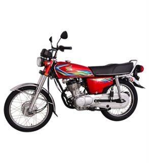 Honda CG 125 2019