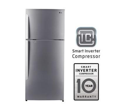 LG GR-B650GLHL Top Freezer Double Door