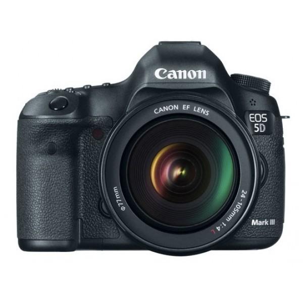 Canon EOS 5D Mark III EF 24-105mm Camera