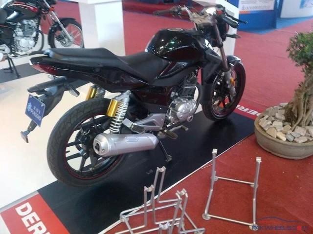 Ravi Piaggio Derbi 150cc 2017