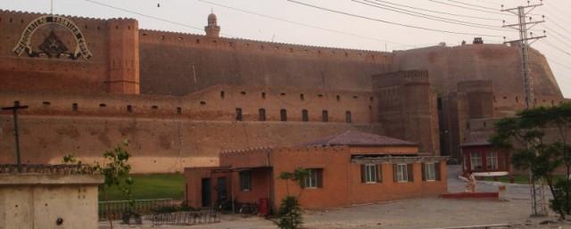 Balahisar Attock Fort