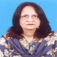 Dr. Prof. Sadiqa Aftab Jafri