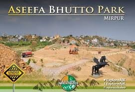 Asifa Bhutto Park
