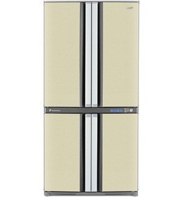 Sharp SJ-F73PEBE Bottom Freezer Four Door