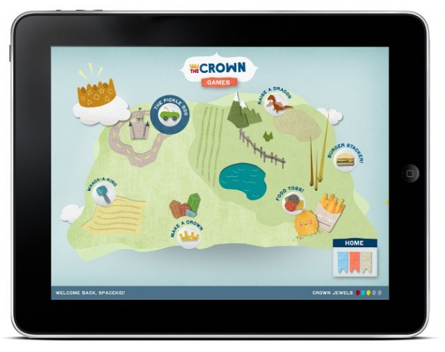 Crown Tablet PC CM-B903
