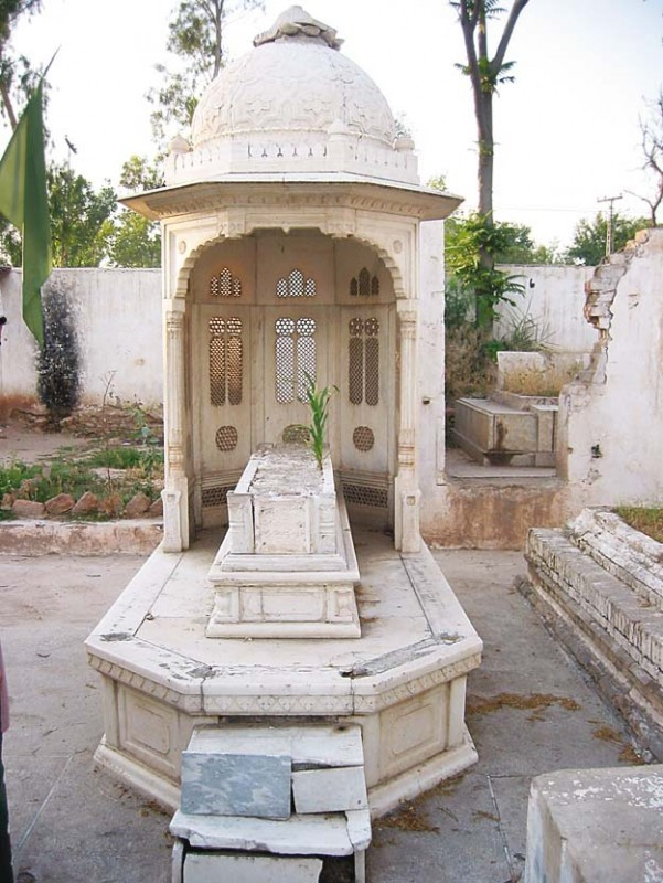 Durrani Graveyard