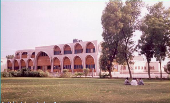Shahnawaz Bhutto Public Library