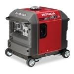 Honda EU30is diesel & gasoline Generator