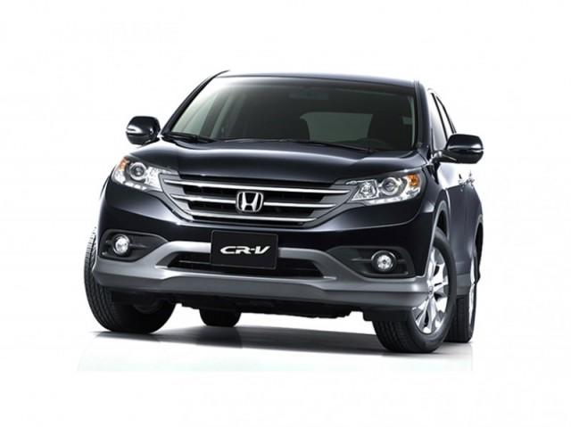 Honda CR-V 2.4 Litre