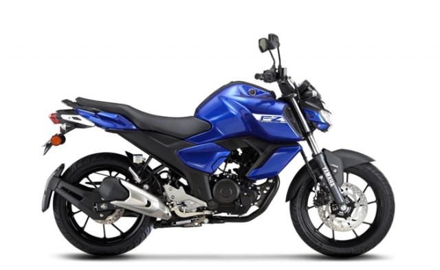 Yamaha FZ V3.0 FI