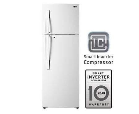 LG GR-B422RQHL Top Freezer Double Door