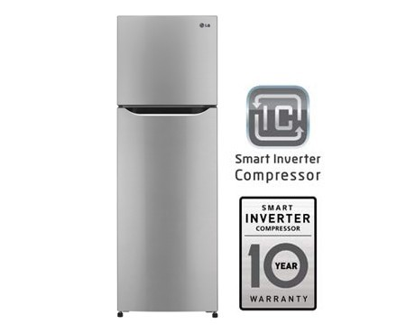LG GN-B332SLCL Top Freezer Double Door