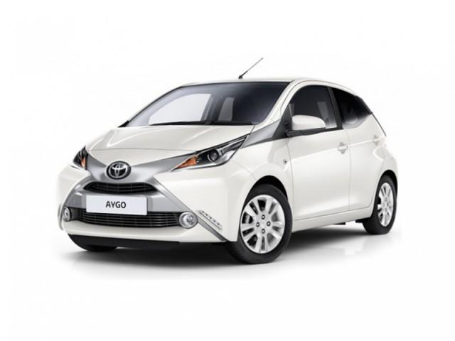 Toyota Aygo Standard 2021 (Automatic)