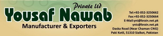 YOUSAF NAWAB INTERNATIONAL CORPORATION
