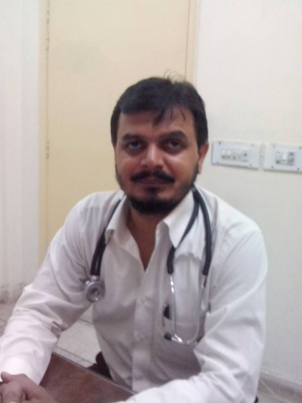 Dr Muhammad Rizwan Arshad