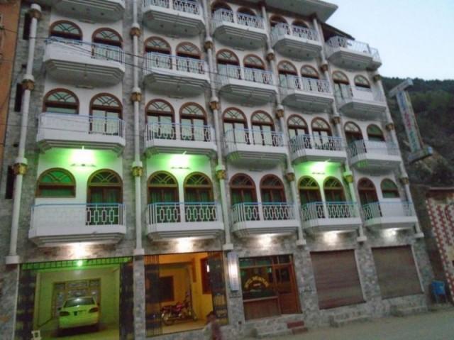 Imran Palace