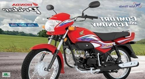 Honda Pridor 2017 100cc Model