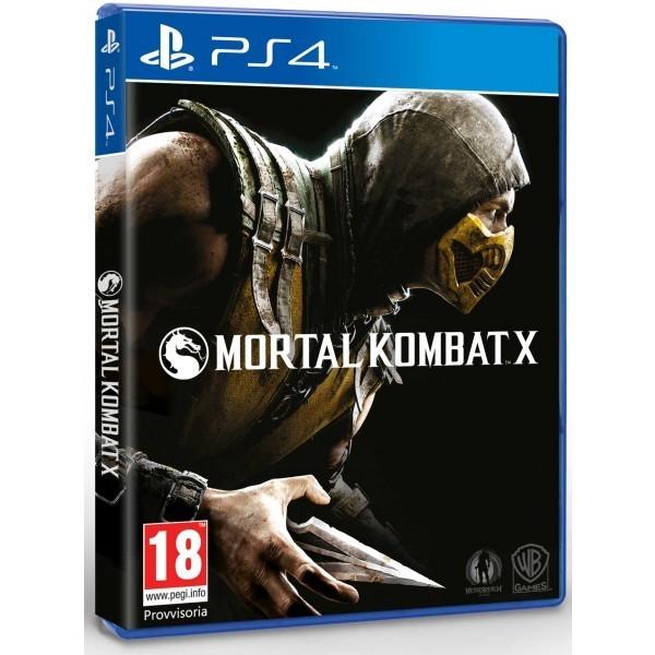 Mortal Combat X For PS4