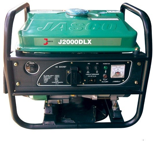 Jasco J2000DLX Gasoline Generators