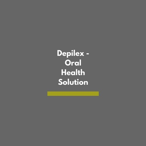 Depilex - Oral Health Solution