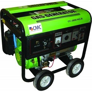 Green Power CC2500 GAS & LPG Generator