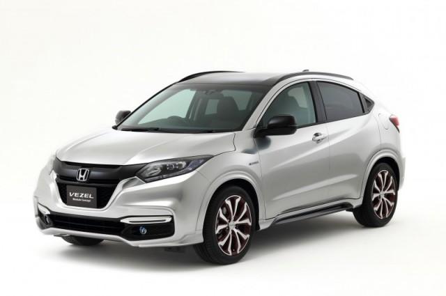 Honda Vezel X 2018