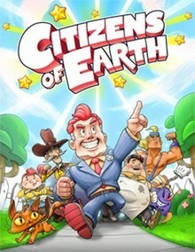 Citizens of Earth For Ps4