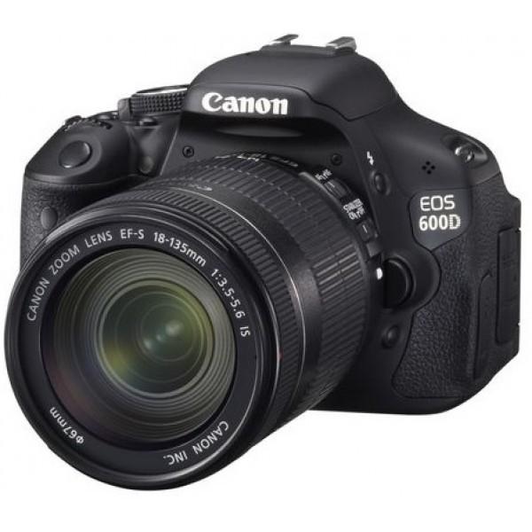 Canon EOS 600D 18-135mm Camera