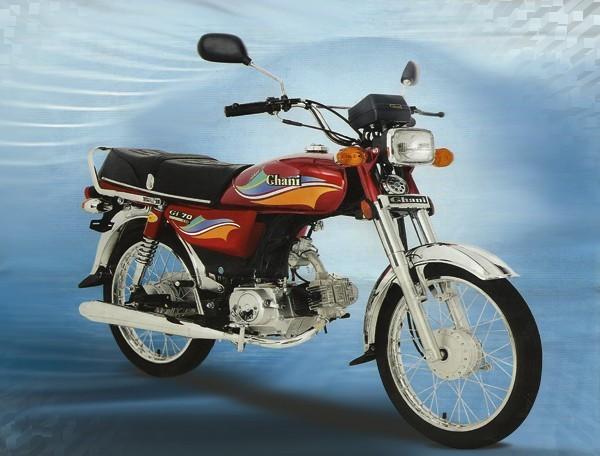 Ghani Gi 70cc