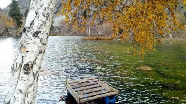 Satrangi Lake