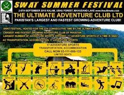 The Ultimate Adventure Club Ltd