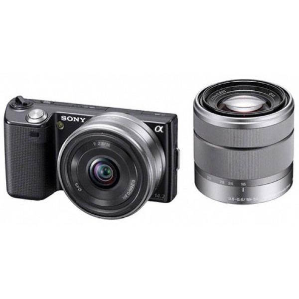 Sony DSLR-NEX5D 18-55mm