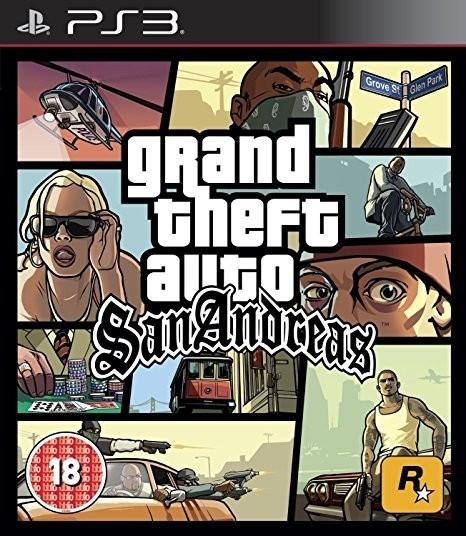 Grand Theft Auto Sanandreas