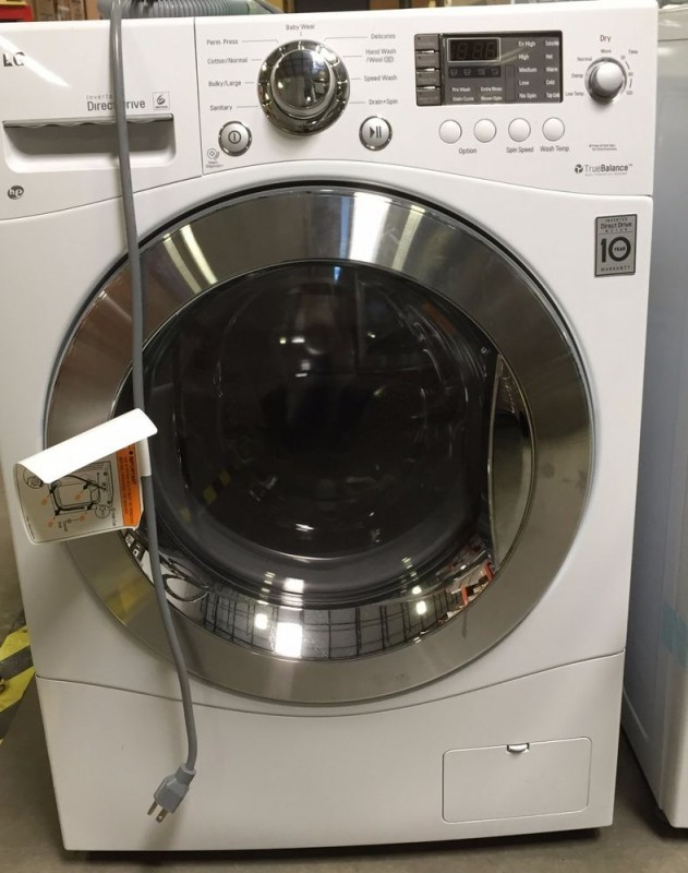 LG WM3477HW Washing Machine