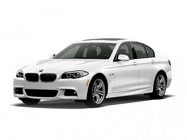 BMW 5 Series ActiveHybrid 5