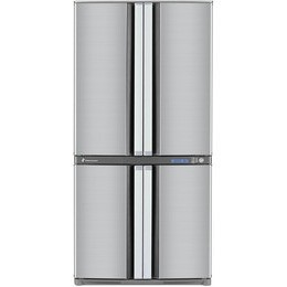 Sharp SJ-F78PESL Bottom Freezer Four Door