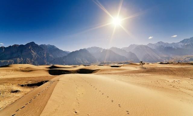 Katpana Desert (Cold Desert)