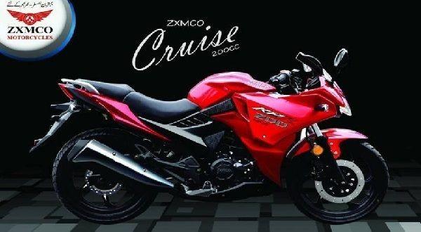 Zxmco 200cc Cruise 2017
