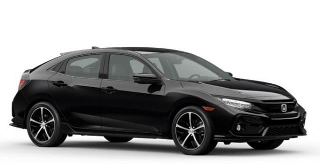 Honda Civic LX 2021