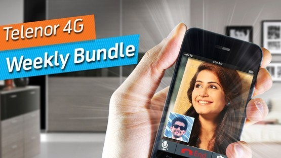 4G Weekly Unlimited Internet Bundle