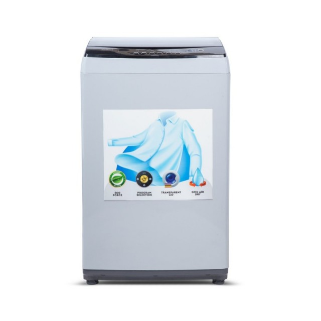 Orient Auto 8Kg Super Grey Washing Machine